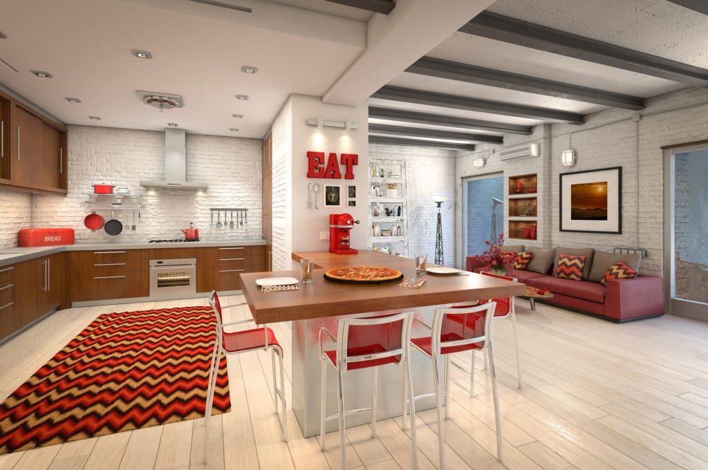 Trendy kitchen in 2020