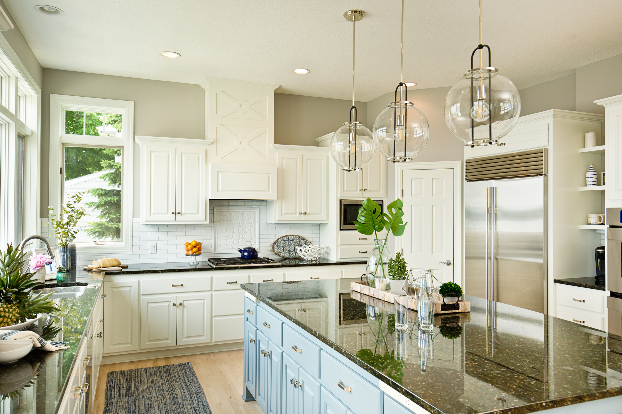 luxurious kitchen remodel