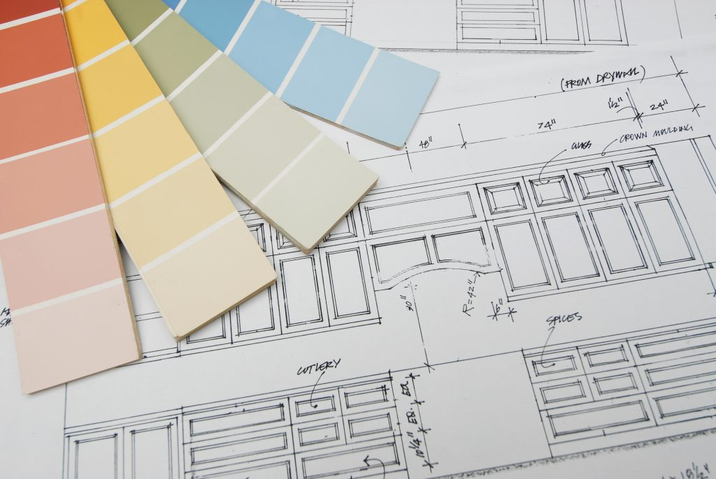 colors for kitchen cabinets on top of cabinet blueprint