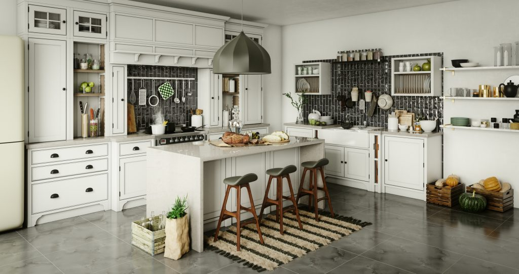 an example of kitchen remodeling in the south hills
