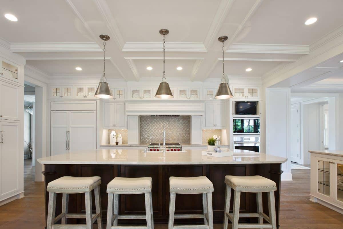 Should Kitchen & Bath Cabinets Match?